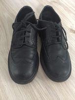 Skórzane buty Zara Boys rozmiar 32/ Komunia