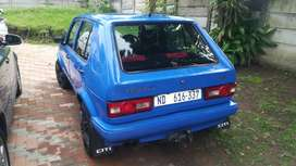Golf 1 for sale new spec