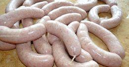 Натуральная оболочка, черева, кишки свиные для домашней колбаски