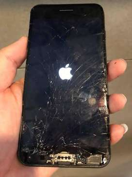 We buy and collect damaged or cracked iPhones