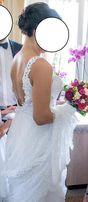 Suknia ślubna. Polecam