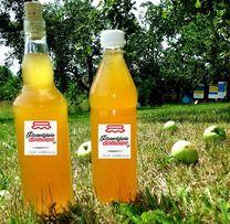 Ocet jabłkowy - prawdziwie domowy 0,5 l