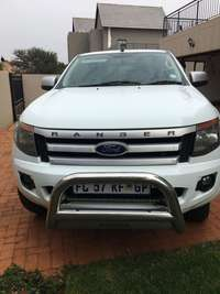 Image of 2012 Ford Ranger double cab 2.2 XLS 4x2