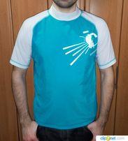 Crane фитнесс беговая футболка (Dri Fit - драй фит)