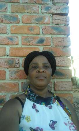 Active LESOTHO nanny/maid/cleaner needs strictly stay in work