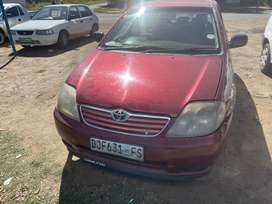 TOYOTA COROLLA 1.4 (2007)-STRIPPING FOR SPARES
