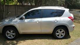 Very well looked after Toyota RAV4.