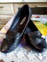 Туфли кожзам