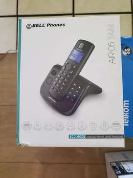 2x Bell Cordless Phones For Sale