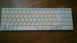 Клавиатура беспроводная Rapoo E9070 White