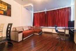 Лучшая квартира в Мост-Сити с джакузи, 21 этаж