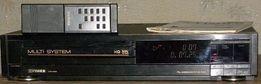 FISHER FVH-U908 кассетный видеомагнитофон 1989
