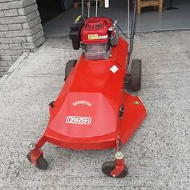 Industrial heavy duty mower