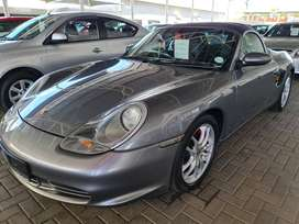 `2003 Porsche Boxster S-Manual-FSH Low 125700km-Only R249900