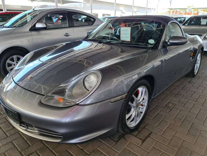 `2003 Porsche Boxster S-Manual-FSH Low 125700km-Only R249900 0