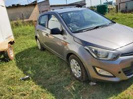 2014 hyundai i20 with aircon power steering and electric windows