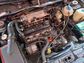 2005 model 1.4 fuel injected