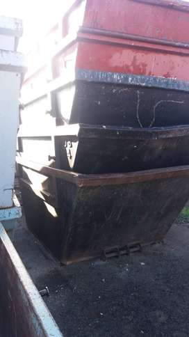 6 cube skips for sale 5