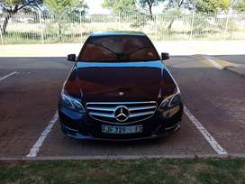 Mercedes Benz E350D Bluetec 2013 model