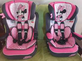 Minnie Mouse Imax Car Seat