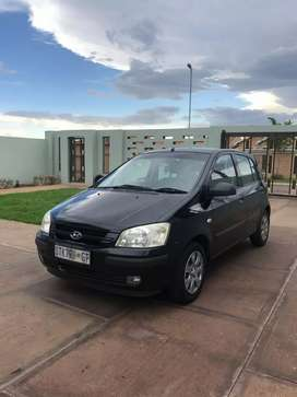 Hyundai Getz 1.6 manual