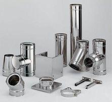 Трубы для дымохода из нержавеющей стали для котлов
