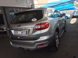 Ford everest 3.2tdci xlt 4wd 6speed