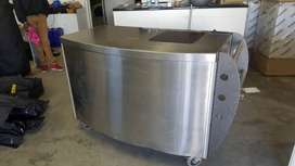 Stainless Steel unit