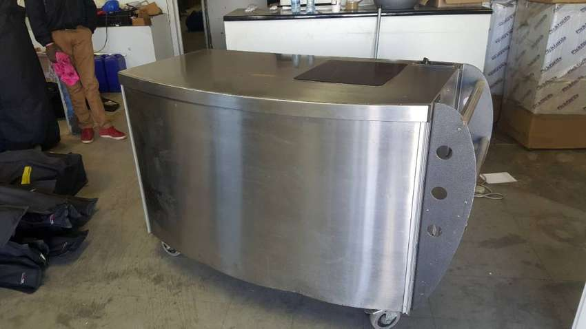 Stainless Steel unit 0