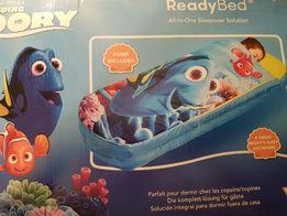 Dory Disney Read Bed -śpiwór z materacem 150cm x 62cm x 20cm.-nowy.