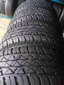 4×265/50/20 OMIKRON A/T tyres for sale