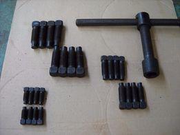 Спецболты станочные для токарного резцедержателя.