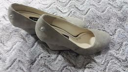 Бежевые туфли Tucino