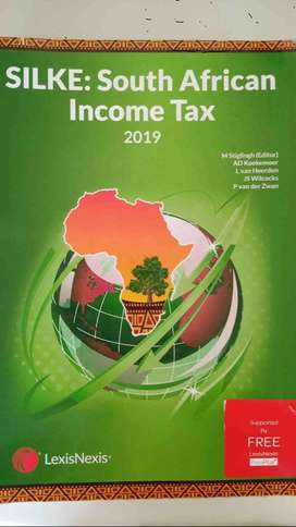 South African Income tax 2019 - Silke