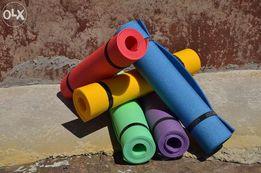 Спортивный коврик, каремат, мат для спорта, фитнеса, йоги, гимнастики