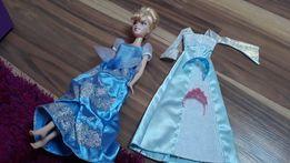 Lalka elsa +gratis sukienka i korony