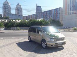Пассажирские перевозки, заказ микроавтобуса, заказ минивена Mersedes v