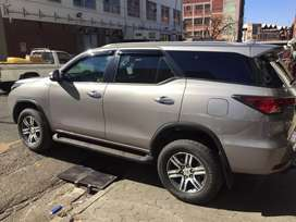 2016 Toyota Fortuner 2.4 GD-6