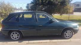 Opel cadet 1.4 fuel injection