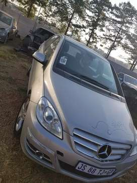 Mercedes Benz W245 B180 Turbo Automatic stripping for Spares
