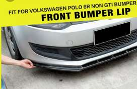 VW Polo R style front lip