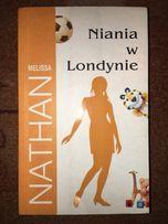 Niania w Londynie Melissa Nathan