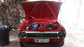 Nissan 1400 with Sr 20 in