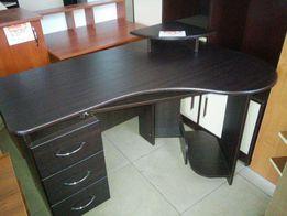 Удобный, практичный, угловой компьютерный стол! Цвета.