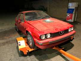 WANTED alfa gtv 2.0/2.5/3.0 in any condition or any parts