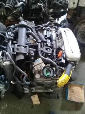 VW Jetta 1.4TFSi low mileage import engine for sale