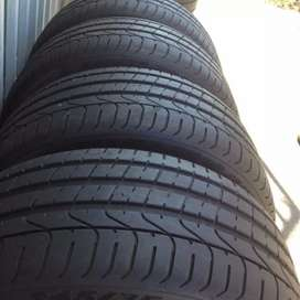 F30 Pirelli Rft 255/35/19x2  and 225/40/19x2 85%zk