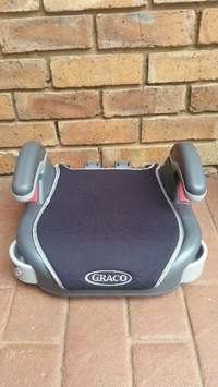 Image of Graco Bottom Booster Car Seat