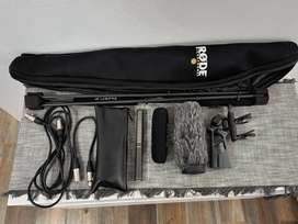 Rode microphone kit