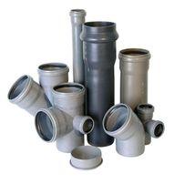 трубы канализационные пластиковые